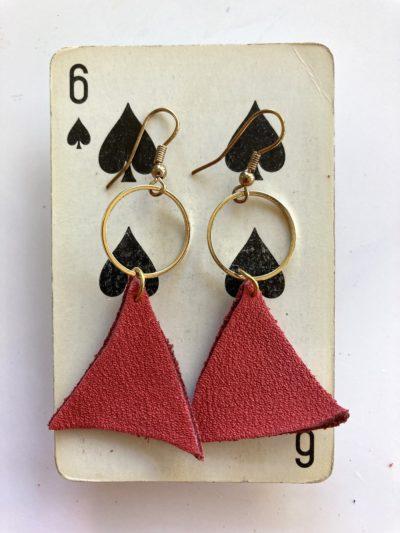 Leather Earrings 2021 6