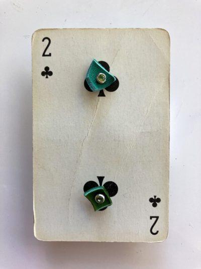 Leather Earrings 2021 C2